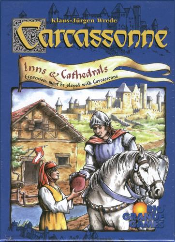 Carcassonne: Hanuri si catedrale