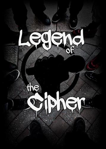 legend of the cipher_coperta